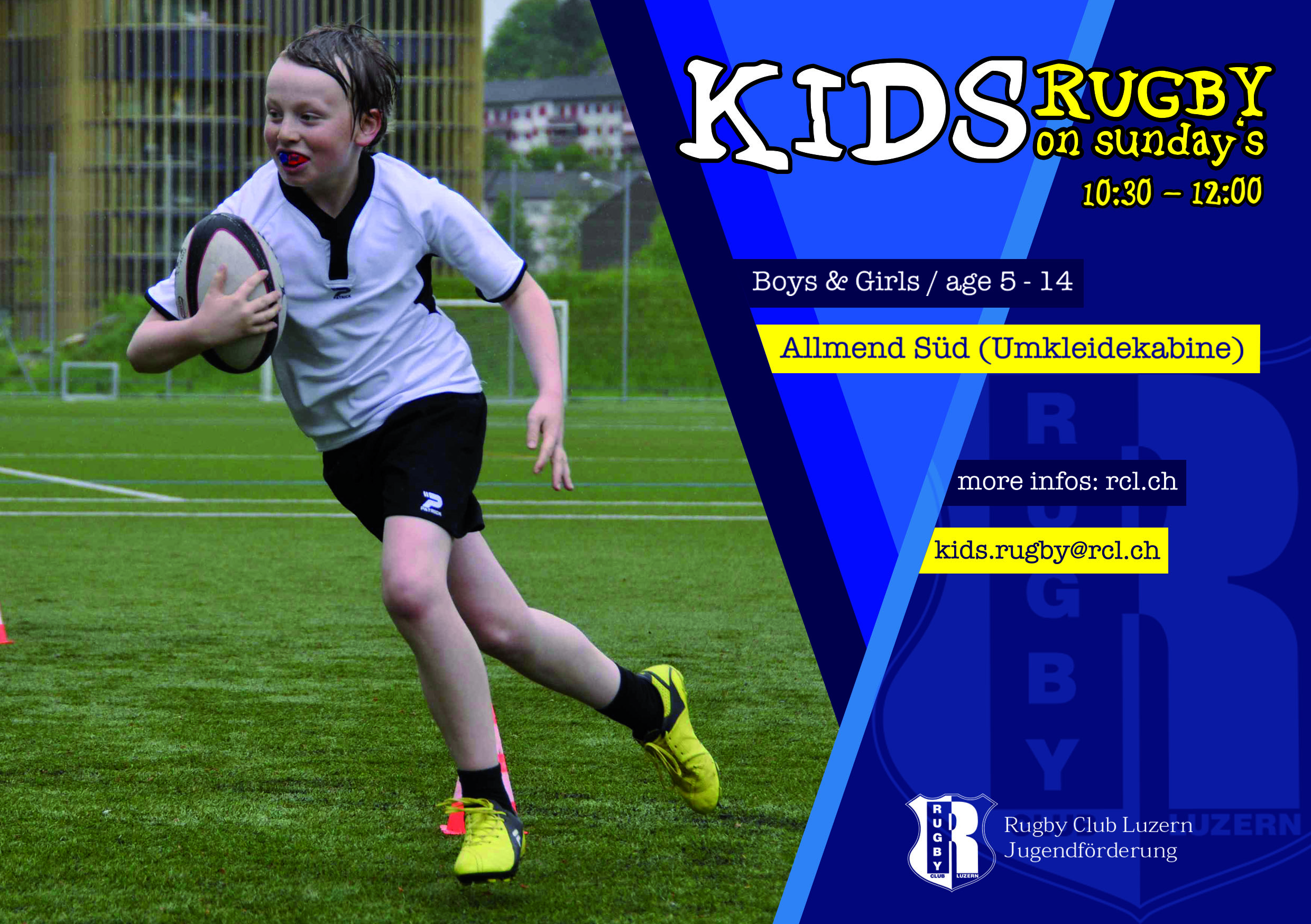 Kids Rugby 2016/16